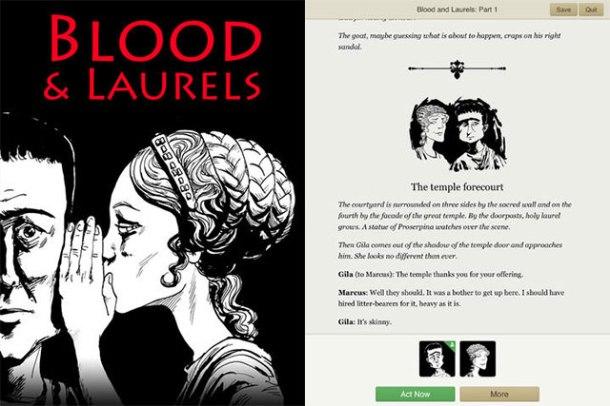 bloodlaurels